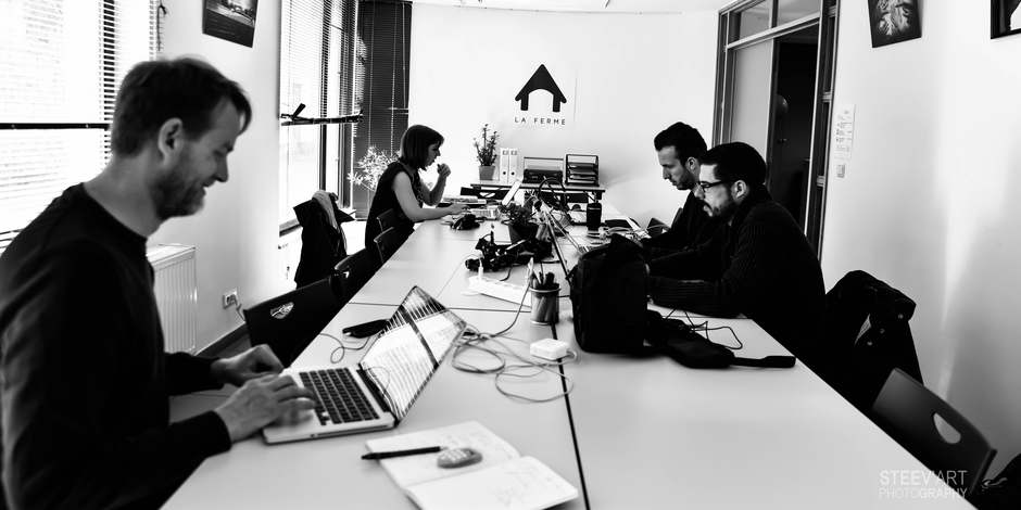La Ferme Coworking est installée