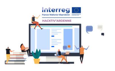 """Programme INTERREG """"Hacktiv'Ardenne"""""""