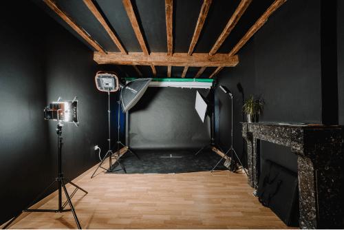 Le studio photo et vidéo